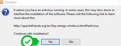 Installazione di WordPress I : XAMPP